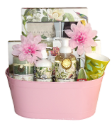 Earthly Pleasures Gardening Gift Basket