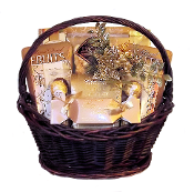golden moments christmas gift basket by thoughtful expressions canada