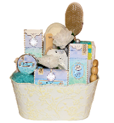 Beach Dreams Spa Gift Basket