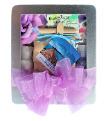 Flowers & Sea Bath Gift Set
