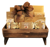 Chocolate Explosion Gift Basket by Thoughtful Expressions Gift Baskets Canada