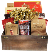 Chocolate Lover Gift Basket by Thoughtful Expressions Gift Baskets Canada